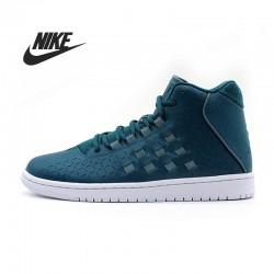Original   Nike  men's basketball shoes 705141-306 sneakers free shipping