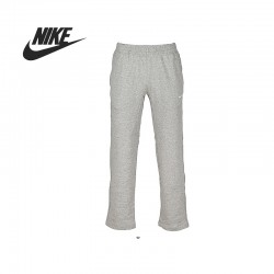 Original   Nike men's knitted Pants 637914-063 spring models Sportswear free shipping