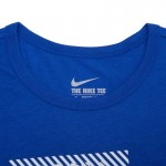 Original   Nike men's knitted T-shirts 659451-480 Sportswear free shipping