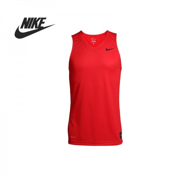 Original   Nike men's knitted Vests 682996-657 Sleeveless Sportswear free shipping