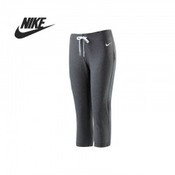 Original Nike women's knitted shorts Sportswear free shipping