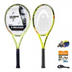 Original head Richard Gasquet series GRAPHENE tennis Masculino racket XT EXTRME/YOUTEK full carbon Raquete De Tenis for advanced