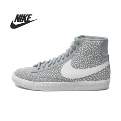 Original nike BLAZER women's Skateboarding Shoes sneaker  free shipping