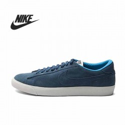 Original  nike men's Skateboarding Shoes 377812-415 sneakers free shipping