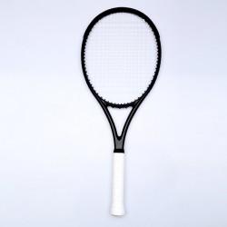 PD Li Na Black Tennis Racket  Foamed handle Hand glue 100% Carbon Fibre Material Frame Rafael Nadal PDGT Racquet Free Shipping