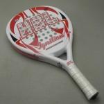 Power Full Carbon Fiber Paddle Tennis Racquet Racket 2 Colors
