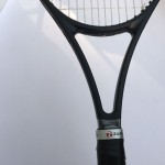 Quality Tennis Racquets 100% graphite tennis rackets  customs racket (2 pcs/lot)
