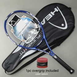 Tennis Racket High Quality Head Carbon Fiber Tennis Racquet Pure Drive  Equipped with Bag Tennis Grip Size: 4 1/4