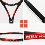 Top Material Tenis Rackets Full Carbon Fiber Tennis Racquets Ultra Light Weight Tennis Racket Body With Tennis String Raquete