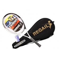 hot sale 1 Pcs  hot new high quality  nano-carbon fiber GT Nadal tennis racket/roger federer tennis racquet  tennis racket