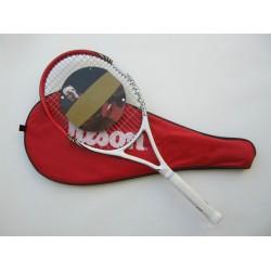 nylon Tennis 8 colors High-density carbon nano Tennis racket high quality carbon aluminum Outdoor Sports men women Tennis racket