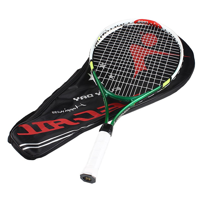 2pcsTopQualityJuniorTennisRacquetTrainingRacketforKidsYouthChildrensTennisRackets-32692568391
