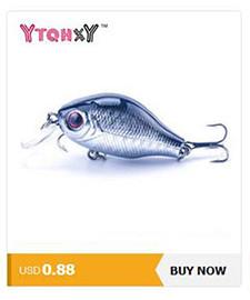 5pcs 1 34g 4cm silicone bait for Shad UL Fishing lure Swimbait Jig Head  Soft Lure Fly Fishing Bait Fishing tackle YE-139