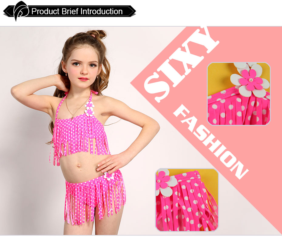 Andzhelika-Summer-Children39s-Swimwear-2017-New-Girls-Bikini-Cute-Dot-Child-Bikini-Set-Kids-Tassel-S-32796427556