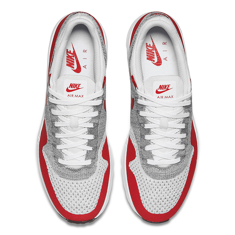 Authentic-New-Arrival-Official-NIKE-AIR-MAX-1-ULTRA-FLYKNIT-Men39s-Running-Shoes-Sneakers-32809329067