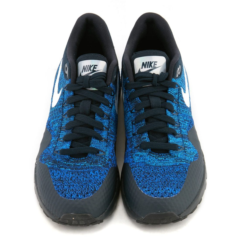 Authtentic-NIKE-Breathable-W-AIR-MAX-1-ULTRA-FLYKNIT-Women39s-Running-Shoes-Sneakers-32806220883