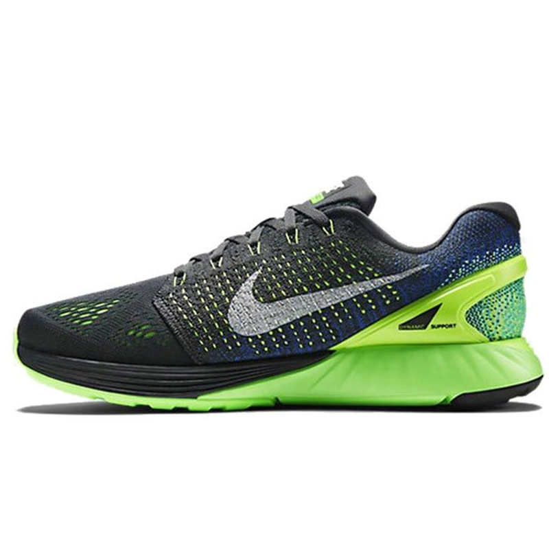 Genuine-New-Arrival-Authentic-Nike-LUNAR-Glide-7-Men39s-Mesh-Light-Running-Shoes-Sneakers-32810566142