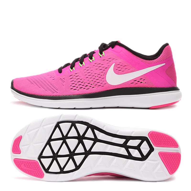 Original-NIKE-Summer-Breathable-Flex-RN-Women39s-Running-Shoes-Sneakers-32806244297