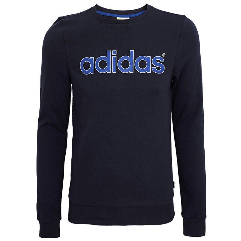 Original-New-Arrival--Adidas-NEO-Label-Men39s-Knitted-Pullover-Jerseys-Sportswear--32763493324