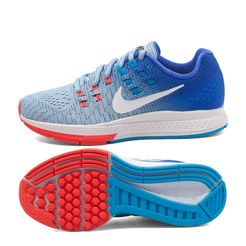 Original-New-Arrival--NIKE-AIR-ZOOM-STRUCTURE-19-Women39s--Running-Shoes-Sneakers-32805451624