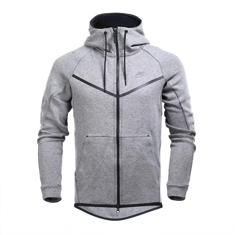 Original-New-Arrival--NIKE-M-NSW-TCH-FLC-WR-Men39s-Jacket-Hooded-Sportswear--32743922230
