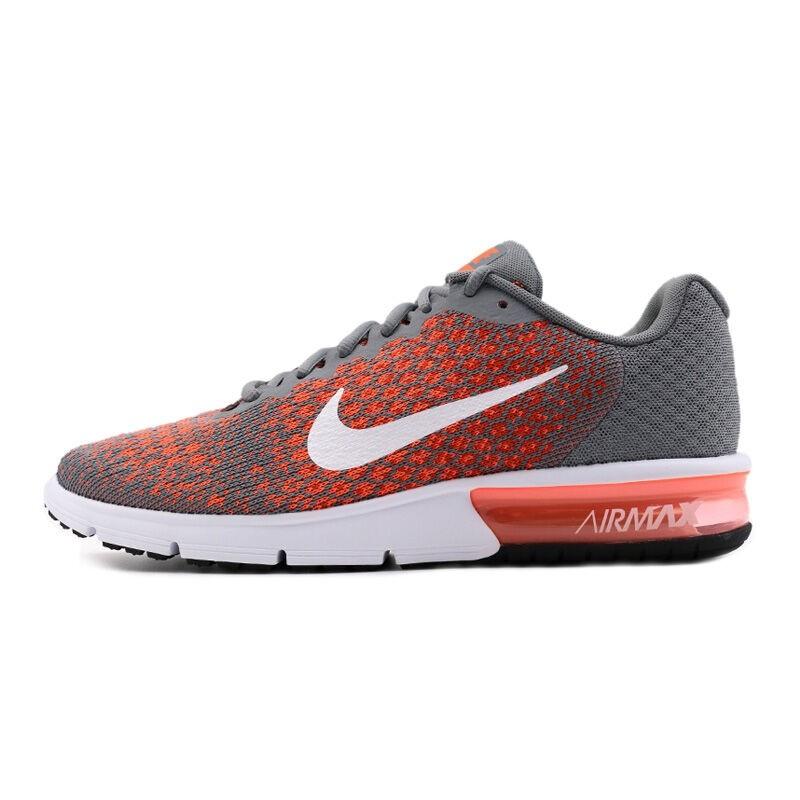 Nike Nike Air Max Sequent Noir Chaussures de sport 2017