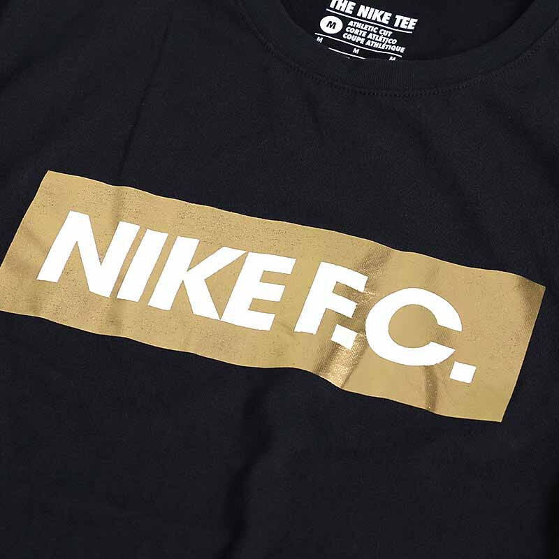 Original-New-Arrival-2017-NIKE-AS-M-FC-TEE-FOIL-Men39s-T-shirts-short-sleeve-Sportswear-32807116094