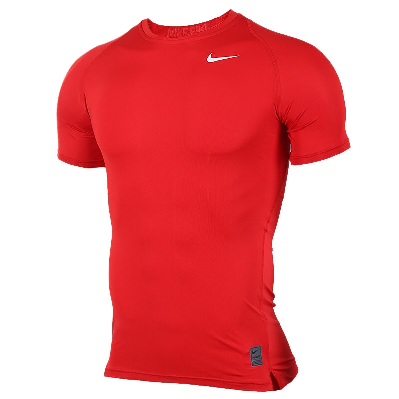 Original-New-Arrival-2017-NIKE-AS-M-NP-TOP-COMP-SS-Men39s-T-shirts-short-sleeve-Sportswear-32799078329