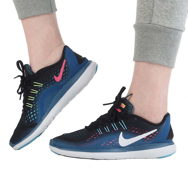 Original-New-Arrival-2017-NIKE-WMNS-NIKE-FLEX--RN-Women39s-Running-Shoes-Sneakers-32809578099