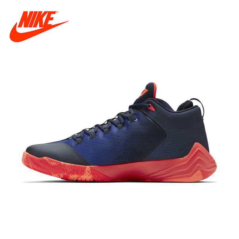 Original-New-Arrival-NIKE-Men39s-High-top-Basketball-Shoes-Sport-Sneakers-32806257236