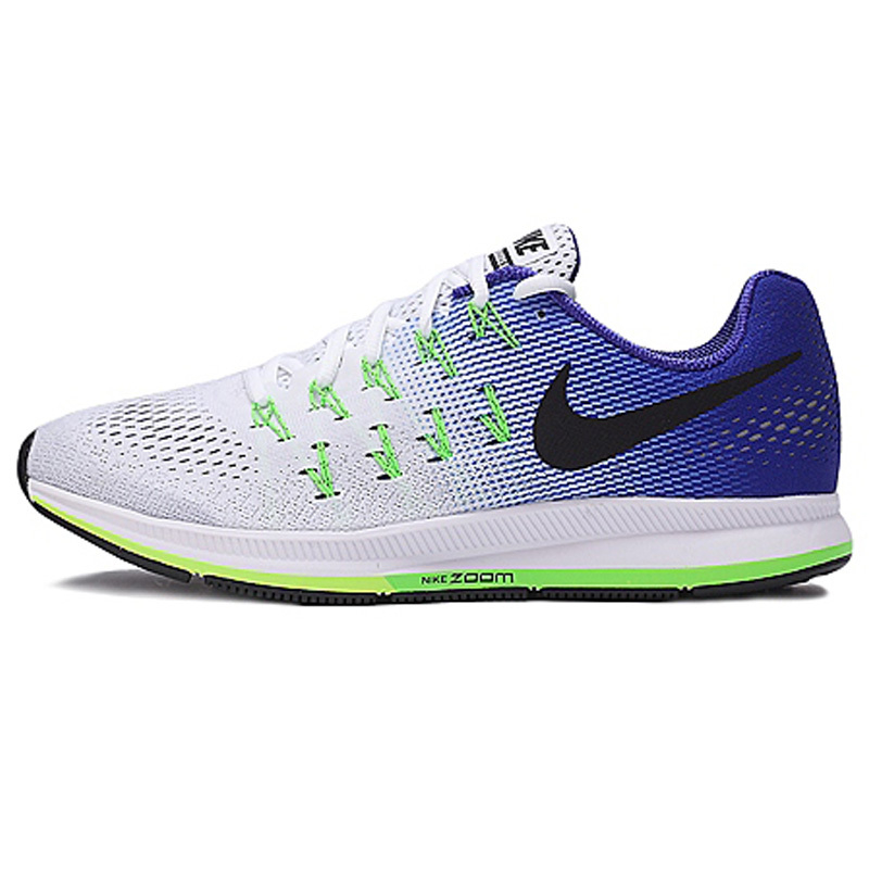 Original-New-Arrival-Official-Nike-Air-Zoom-Men39s-Breathable-Running-Shoes-Sneakers-32810110075
