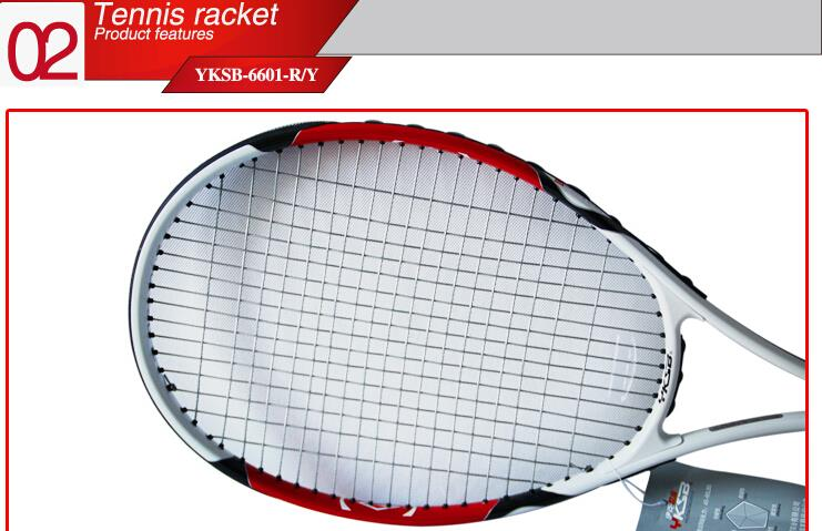 Tennisracketbeginnerssingletennistrainingsetformenandwomen-32666030857
