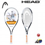 Genuine Head Super Light Ti Tour Tennis Racket Lightness 2391073 Men And Women  Raquete De Tenis  4 1/4